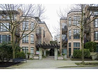 Photo 1: # 457 2175 SALAL DR in Vancouver: Kitsilano Condo for sale (Vancouver West)  : MLS®# V1105933