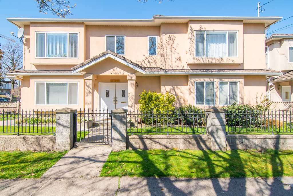 Main Photo: 4799 GOTHARD Street in Vancouver: Collingwood VE House for sale (Vancouver East)  : MLS®# R2391518