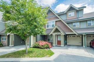 Photo 1: 28 22977 116 Avenue in Maple Ridge: East Central Townhouse for sale : MLS®# R2260449