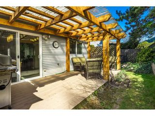 """Photo 28: 69 3087 IMMEL Street in Abbotsford: Central Abbotsford Townhouse for sale in """"CLAYBURN ESTATES"""" : MLS®# R2567392"""