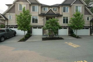 """Photo 1: 18 46832 HUDSON Road in Sardis: Promontory Townhouse for sale in """"CORNERSTONE HAVEN"""" : MLS®# R2195416"""
