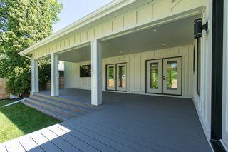 Photo 50: 322 Kelvin Boulevard in Winnipeg: River Heights / Tuxedo / Linden Woods Residential for sale (South Winnipeg)  : MLS®# 1615915