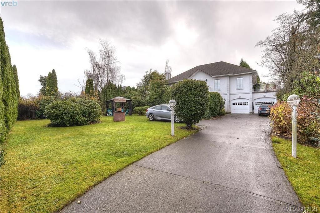 Main Photo: C 6599 Central Saanich Rd in VICTORIA: CS Tanner House for sale (Central Saanich)  : MLS®# 802456