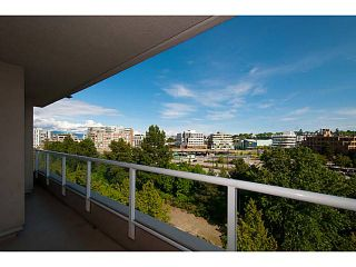 """Photo 9: 808 522 MOBERLY Road in Vancouver: False Creek Condo for sale in """"Discovery Quay"""" (Vancouver West)  : MLS®# V1066729"""