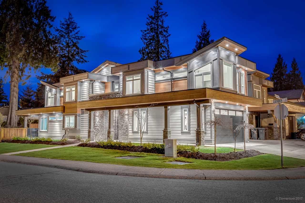 Main Photo: 2501 LATIMER Avenue in Coquitlam: Coquitlam East House for sale : MLS®# R2159031