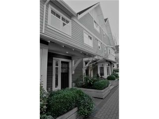 "Photo 1: 5436 LARCH Street in Vancouver: Kerrisdale Townhouse for sale in ""THE LARCHWOOD"" (Vancouver West)  : MLS®# V934976"