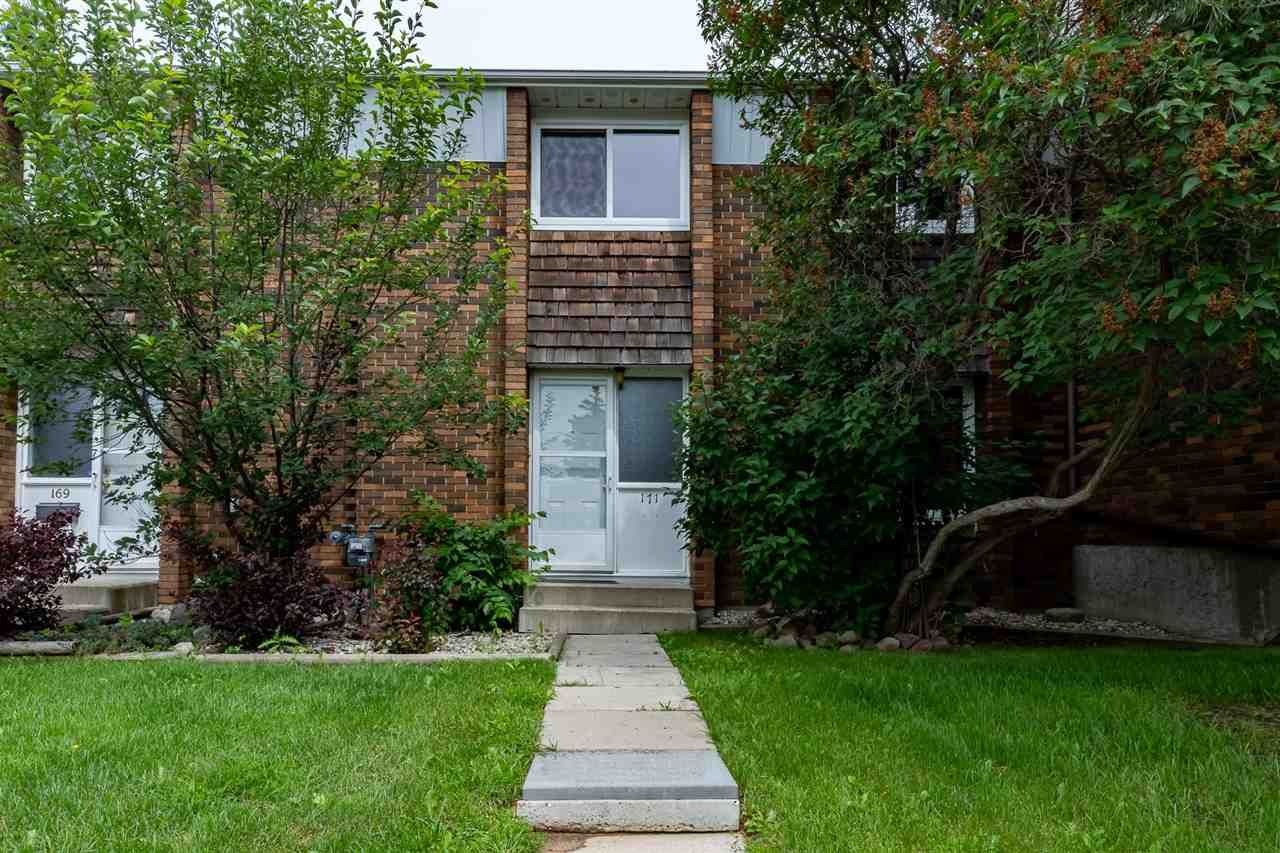 Main Photo: 171 Ridgewood Terrace: St. Albert Townhouse for sale : MLS®# E4239281