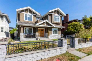Photo 1: 4015 FRANCES Street in Burnaby: Willingdon Heights House for sale (Burnaby North)  : MLS®# R2495067