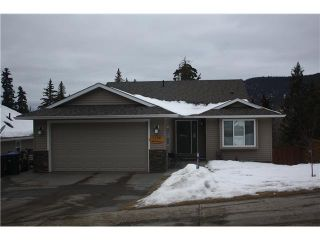Photo 1: 1279 MIDNIGHT Drive in Williams Lake: Williams Lake - City House for sale (Williams Lake (Zone 27))  : MLS®# N215753