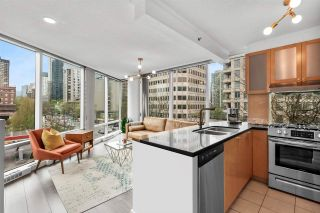 """Photo 9: 402 1003 BURNABY Street in Vancouver: West End VW Condo for sale in """"MILANO"""" (Vancouver West)  : MLS®# R2580390"""