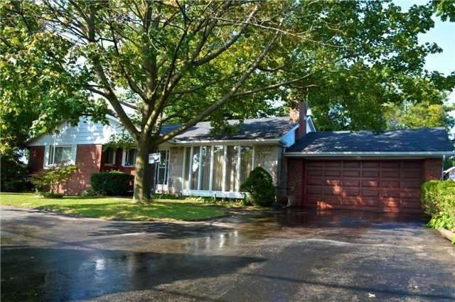 Main Photo: 3836 Ellesmere Road in Toronto: Highland Creek House (Bungalow) for sale (Toronto E10)  : MLS®# E4418603