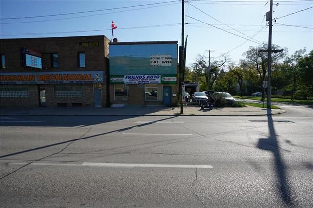 Main Photo: 971 Main Street in Winnipeg: Industrial / Commercial / Investment for sale (4A)  : MLS®# 202110980