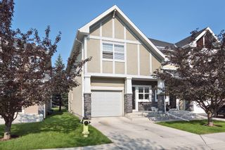 Photo 2: 39 Wentworth Common SW in Calgary: West Springs Semi Detached for sale : MLS®# A1134271
