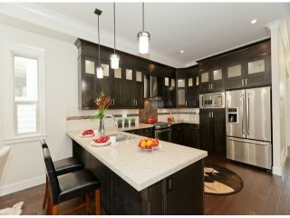 """Photo 2: 2842 160 Street in Surrey: Grandview Surrey House for sale in """"Morgan Living"""" (South Surrey White Rock)  : MLS®# F1426122"""