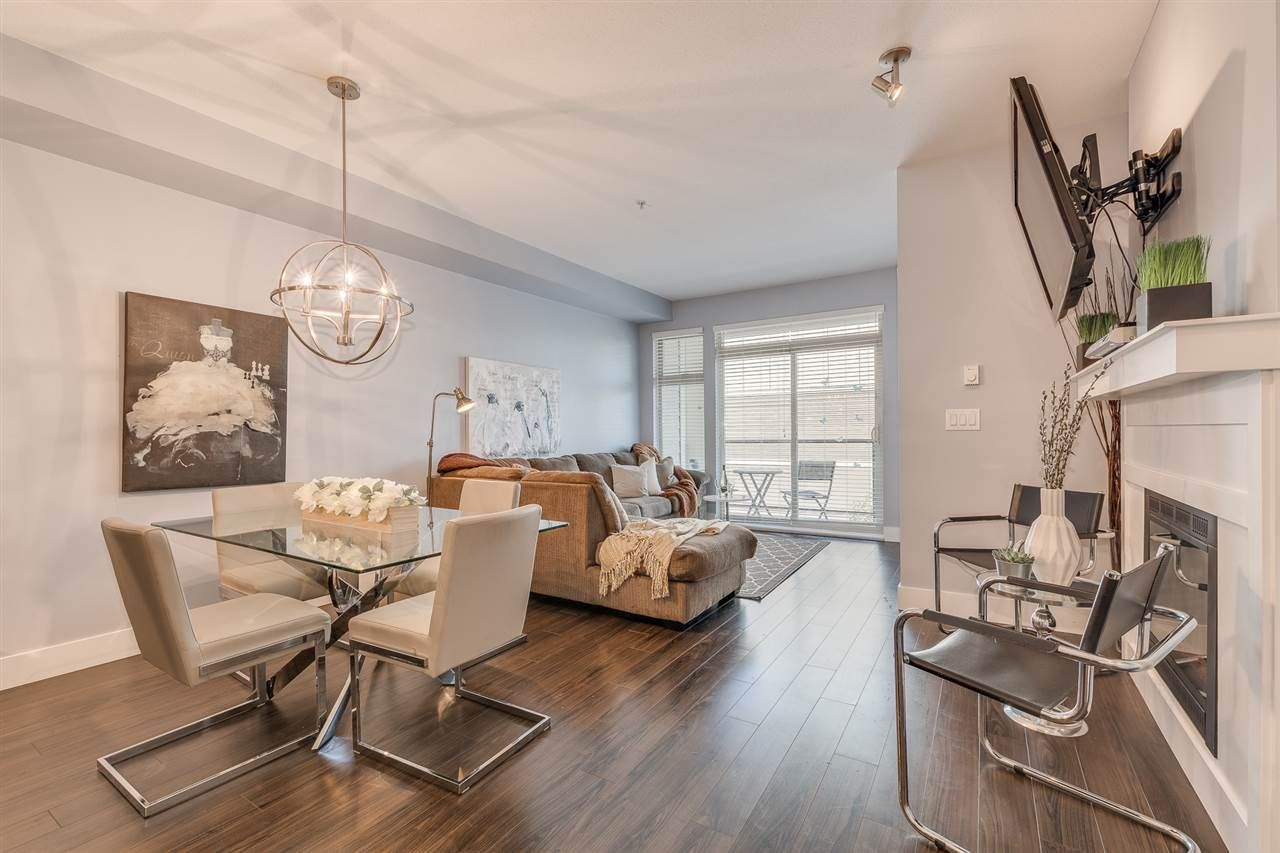 """Main Photo: 309 2330 SHAUGHNESSY Street in Port Coquitlam: Central Pt Coquitlam Condo for sale in """"AVANTI"""" : MLS®# R2302468"""
