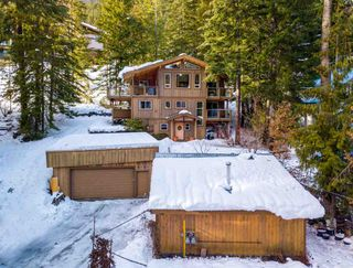 """Photo 1: 8349 NEEDLES Drive in Whistler: Alpine Meadows House for sale in """"ALPINE MEADOWS"""" : MLS®# R2328390"""