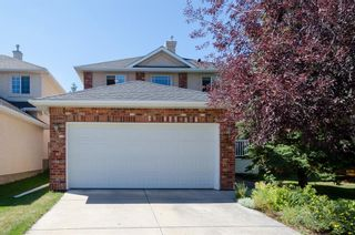 Photo 1: 85 STRATHRIDGE Close SW in Calgary: Strathcona Park Detached for sale : MLS®# A1019965