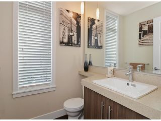 """Photo 6: 86 8250 209B Street in Langley: Willoughby Heights Townhouse for sale in """"OUTLOOK"""" : MLS®# F1404078"""