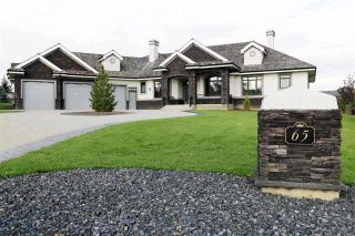 Main Photo: : Rural Sturgeon County House for sale : MLS®# E4170825