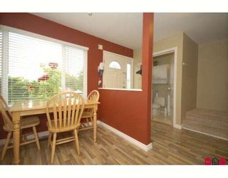 """Photo 4: 61 9386 128TH Street in Surrey: Queen Mary Park Surrey Townhouse for sale in """"Surrey Meadows"""" : MLS®# F2819462"""