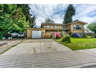 Photo 1: 46274 REECE Avenue in Chilliwack: Chilliwack N Yale-Well House for sale : MLS®# R2084832