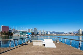 """Photo 36: 403 181 W 1ST Avenue in Vancouver: False Creek Condo for sale in """"BROOK AT THE VILLAGE AT FALSE CREEK"""" (Vancouver West)  : MLS®# R2576731"""