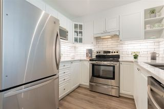 """Photo 5: 317 19528 FRASER Highway in Surrey: Cloverdale BC Condo for sale in """"The Fairmont"""" (Cloverdale)  : MLS®# R2579479"""