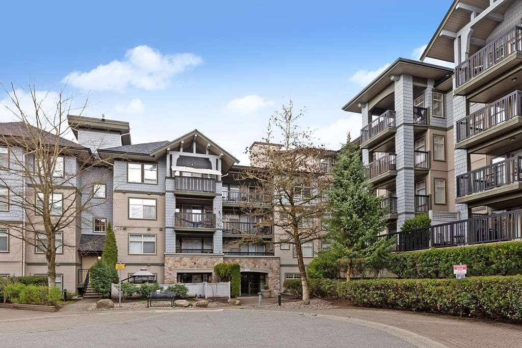 """Main Photo: 415 2988 SILVER SPRINGS Boulevard in Coquitlam: Westwood Plateau Condo for sale in """"Trillium-Summerlin"""" : MLS®# R2564636"""