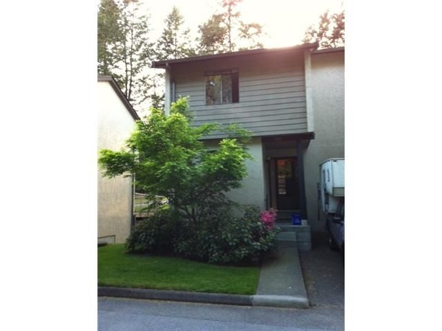 Main Photo: 101 2915 Norman Avenue in Coquitlam: Ranch Park Townhouse for sale : MLS®# V951002