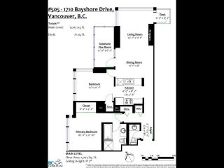 "Photo 37: 505 1710 BAYSHORE Drive in Vancouver: Coal Harbour Condo for sale in ""BAYSHORE GARDENS"" (Vancouver West)  : MLS®# R2607381"