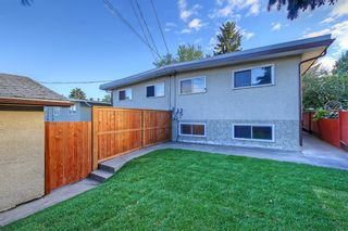 Photo 28: 228 27 Avenue NW in Calgary: Tuxedo Park Semi Detached for sale : MLS®# A1043141