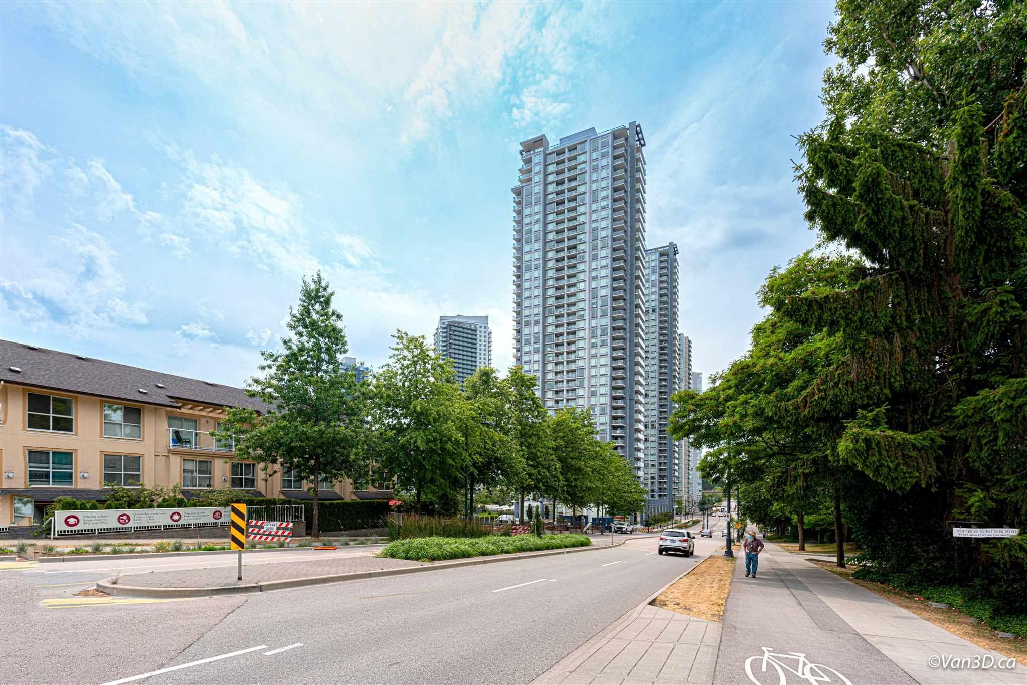 """Main Photo: 3811 13750 100 Avenue in Surrey: Whalley Condo for sale in """"Park Avenue"""" (North Surrey)  : MLS®# R2600657"""