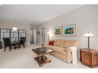 "Photo 4: 105 1265 W 11TH Avenue in Vancouver: Fairview VW Condo for sale in ""BENTLEY PLACE"" (Vancouver West)  : MLS®# V1060487"