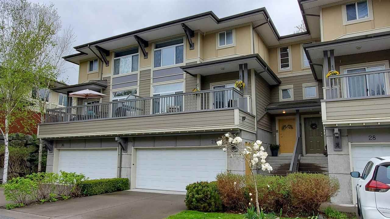 """Main Photo: 29 40632 GOVERNMENT Road in Squamish: Brackendale Townhouse for sale in """"Riverswalk"""" : MLS®# R2576344"""