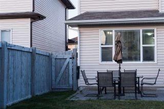 Photo 22: 4 Red Canyon Way: Fort Saskatchewan House Half Duplex for sale : MLS®# E4248901