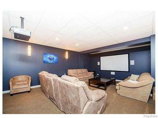 Photo 18: 7 Brockington Avenue in Winnipeg: Fort Garry / Whyte Ridge / St Norbert Residential for sale (South Winnipeg)  : MLS®# 1605075