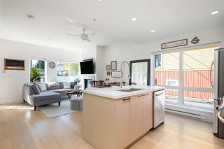 """Photo 3: 3189 ST. GEORGE Street in Vancouver: Mount Pleasant VE Townhouse for sale in """"SOMA Living"""" (Vancouver East)  : MLS®# R2561450"""