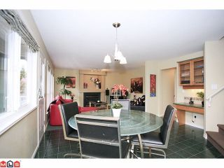 """Photo 4: 18127 68TH Avenue in Surrey: Cloverdale BC House for sale in """"Cloverwoods"""" (Cloverdale)  : MLS®# F1109523"""