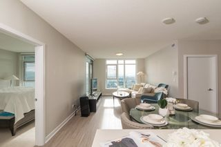 """Photo 6: 2301 4900 LENNOX Lane in Burnaby: Metrotown Condo for sale in """"THE PARK"""" (Burnaby South)  : MLS®# R2432406"""