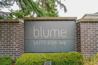 """Photo 28: 8 14377 60 Avenue in Surrey: Sullivan Station Townhouse for sale in """"BLUME"""" : MLS®# R2614903"""