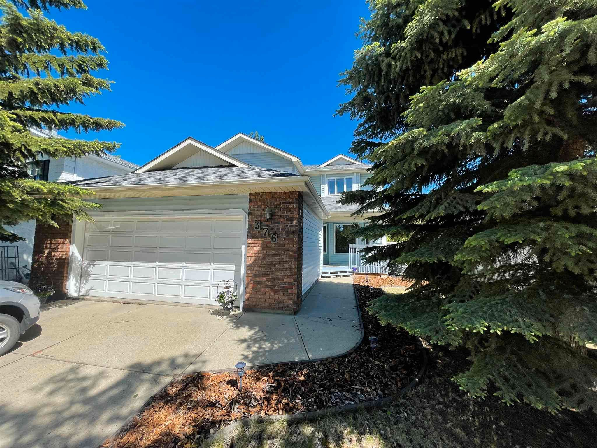 Main Photo: 376 Ormsby Road in Edmonton: Zone 20 House for sale : MLS®# E4255674