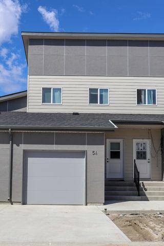 Photo 1: 54 1655 Leila Avenue in Winnipeg: Townhouse for sale (4F)  : MLS®# 202002518
