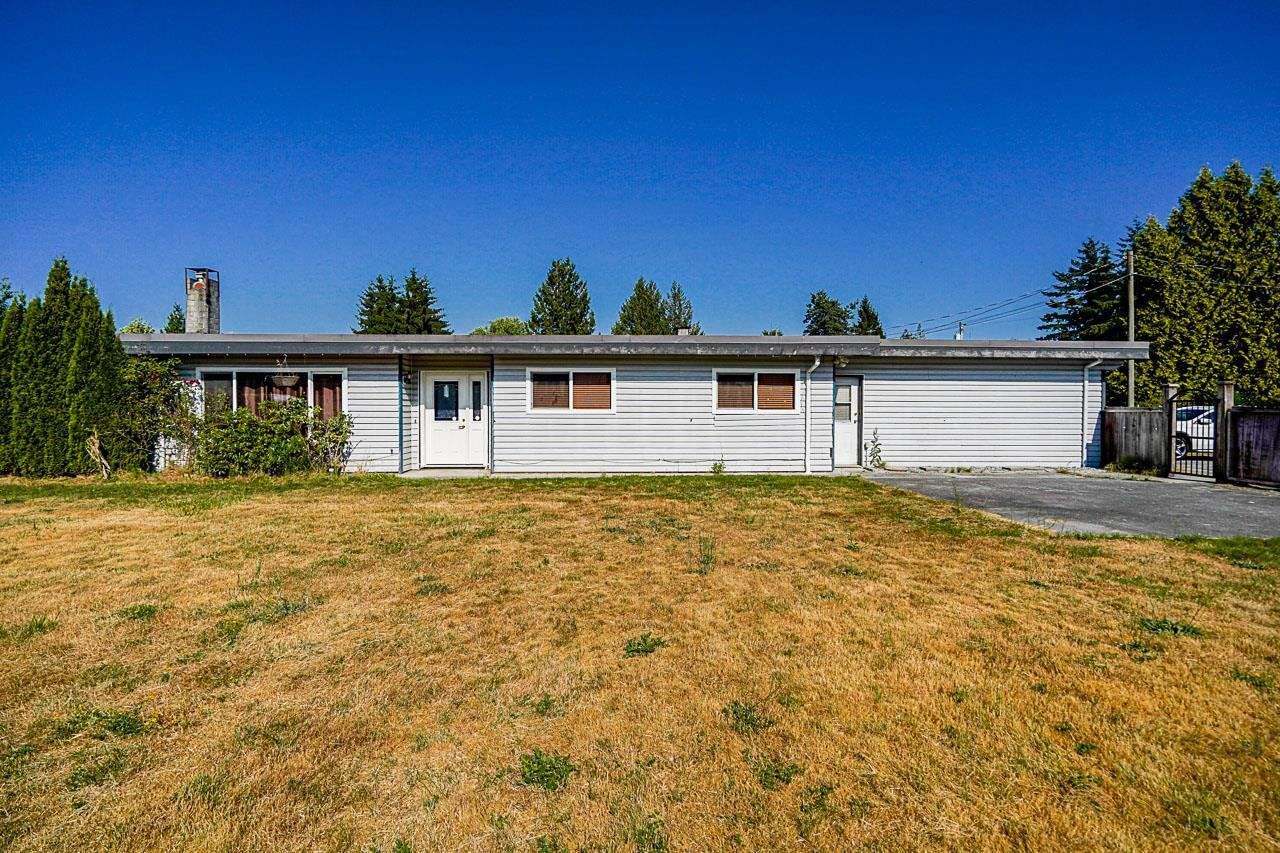 Main Photo: 22621 BROWN Avenue in Maple Ridge: East Central House for sale : MLS®# R2601756