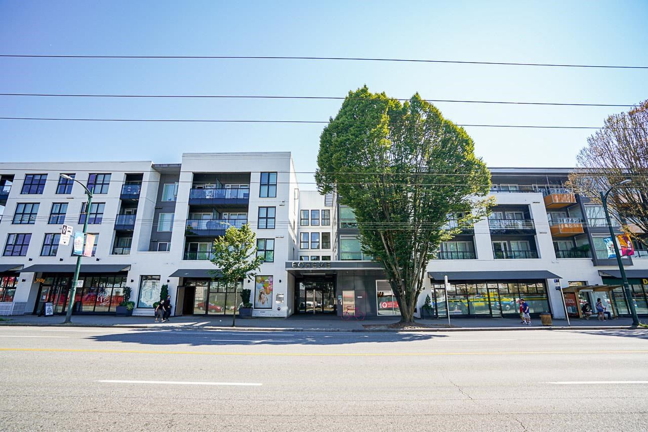 Main Photo: 312 1588 E HASTINGS Street in Vancouver: Hastings Condo for sale (Vancouver East)  : MLS®# R2598682
