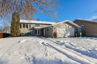 Photo 1: 27 CAMPBELL Drive: Stony Plain House for sale : MLS®# E4228062