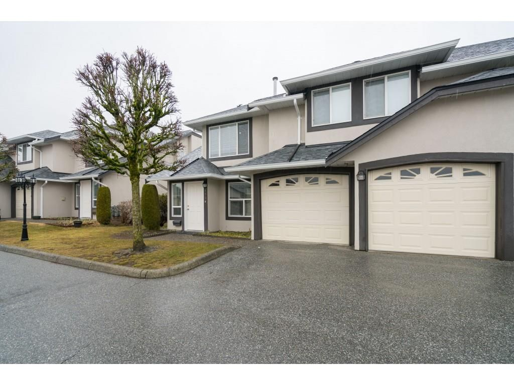 Main Photo: 155 3160 TOWNLINE ROAD in : Abbotsford West Townhouse for sale : MLS®# R2348063