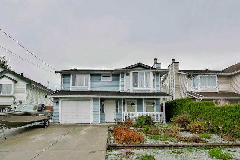 Main Photo: 23222 124 Avenue in Maple Ridge: East Central House for sale : MLS®# R2043289