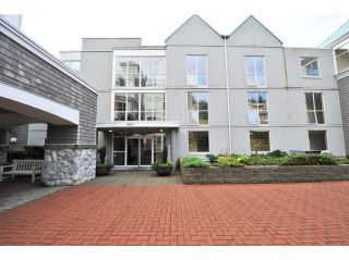 "Photo 1: 205 8450 JELLICOE Street in Vancouver: Fraserview VE Condo for sale in ""THE BOARDWALK"" (Vancouver East)  : MLS®# V1087138"