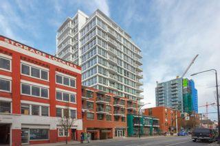 Photo 3: 801 834 Johnson St in : Vi Downtown Condo for sale (Victoria)  : MLS®# 877605