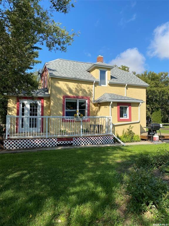 Main Photo: 802 Railway Avenue in Cupar: Residential for sale : MLS®# SK869633